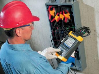 Поверка анализаторов качества электроэнергии