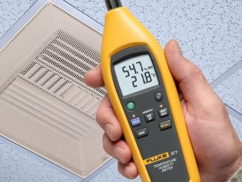 Поверка гигрометров/термогигрометров (измерителей влажности)
